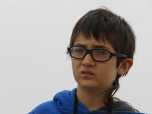 Gabriel Olguín - 9 años