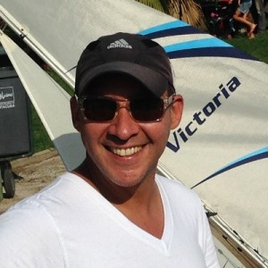 Cristián Gastelo - Campeón Clase Victoria